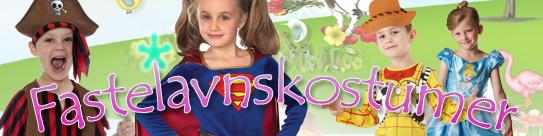 Fastelavnskostumer til børn og voksne - få inspiration til dit næste kostume her