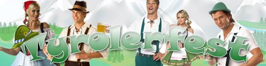 alt inden for billige Tyroler kostume tilbud - klik ind og se hele udvalget og find din udklædning til årets oktoberfest, få inspiration til de perfekte kostumer til din næste fest her i Oktober her på kostumeoutlet.dk