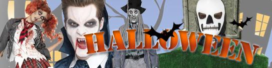 halloween kostumer på tilbud