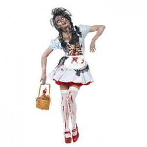 Uhyggelige halloween kostumer
